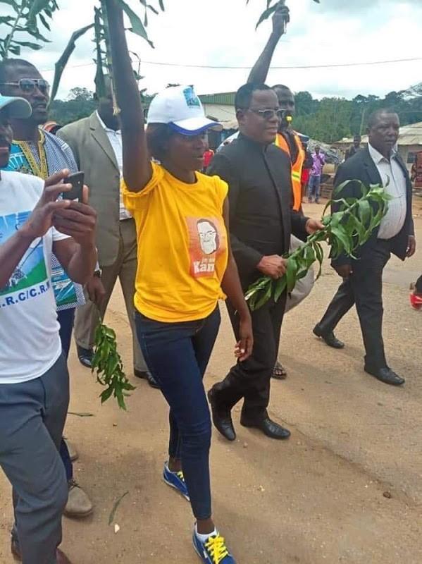 Prochaine date des manifestations de protestation du peuple camerounais le 08 octobre 2019