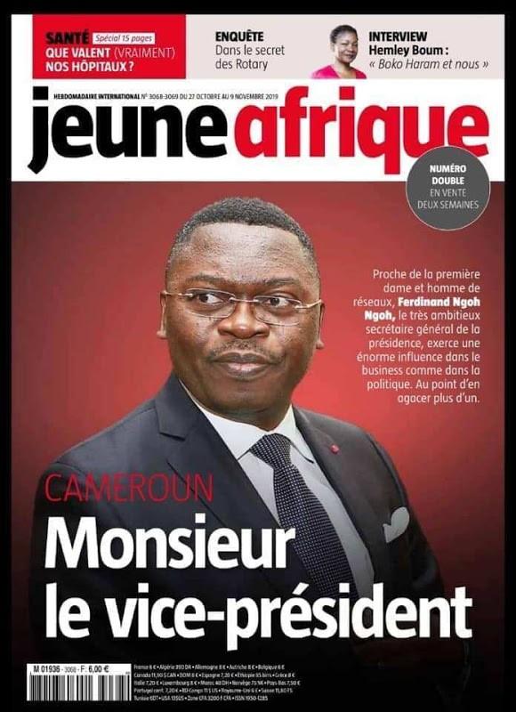 FERDINAND NGOH NGOH: L'HOMME LE PLUS DANGEREUX DU CAMEROUN