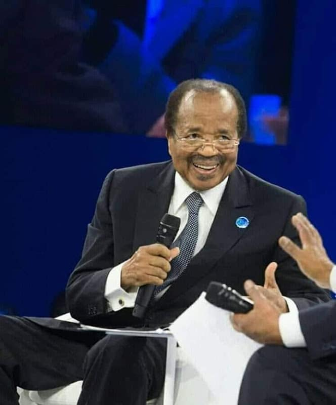 MANQUEMENT PROFESSIONNEL :  COLLABORATEURS  DE PAUL BIYA