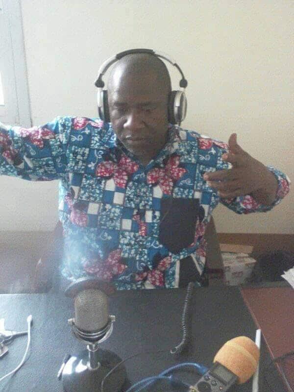 COMMENT SE TAIRE? Cyrille Kemmegne, Journaliste à la CRTV